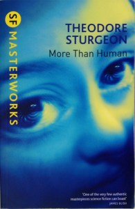 Cover of More Than Human by Theodore Sturgeon