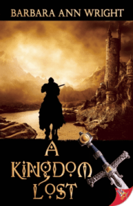 Cover of A Kingdom Lost by Barbara Ann Wright