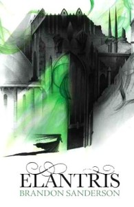 Cover of Elantris by Brandon Sanderson