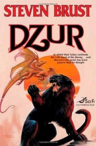 Cover of Dzur by Steven Brust