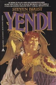Cover of Yendi, by Steven Brust