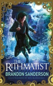 Cover of The Rithmatist by Brandon Sanderson