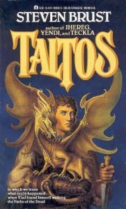 Cover of Taltos by Steven Brust