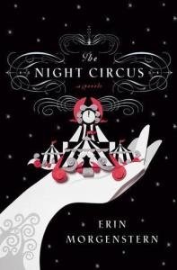 Cover of The Night Circus by Erin Morgenstern