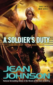 Cover of A Soldier's Duty by Jean Johnson