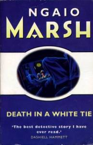 Cover of Death in a White Tie, by Ngaio Marsh