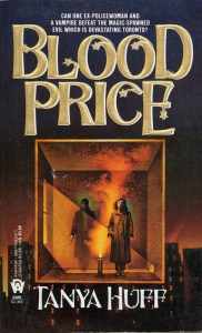Cover of Blood Price, by Tanya Huff