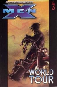 Cover of Ultimate X-Men vol 3