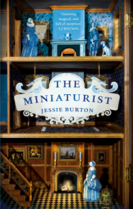 Cover of The Miniaturist by Jessie Burton