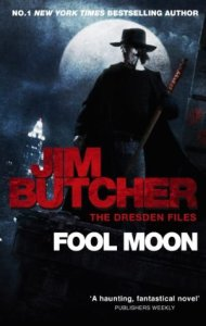 Cover of Fool Moon by Jim Butcher