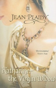 Cover of Katharine, the Virgin Queen, by Jean Plaidy