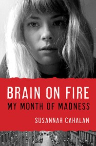 Cover of Brain on Fire by Susannah Cahalan