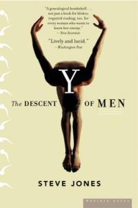 Cover of Y: The Descent of Men by Steve Jones
