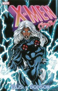 Cover of X-men: Storm by Warren Ellis