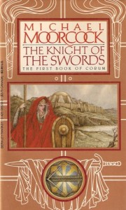 Cover of The Knight of the Swords by Michael Moorcock