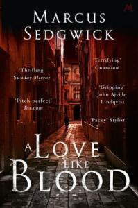 Cover of A Love Like Blood by Marcus Sedgwick