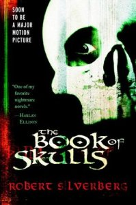 Cover of Book of Skulls by Robert Silverberg