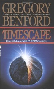 Cover of Timescape by Gregory Benford