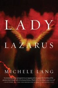 Cover of Lady Lazarus by Michelle Lang