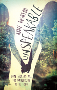 Cover of Unspeakable by Abbie Rushton