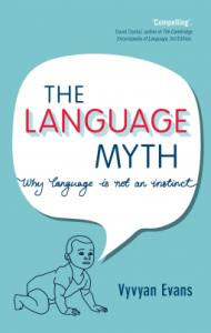 Cover of The Language Myth by Vyvyan Evans