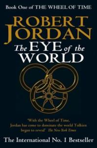 Cover of The Eye of the World by Robert Jordan