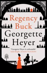 Cover of Regency Buck by Georgette Heyer