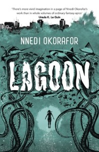 Cover of Lagoon by Nnedi Okorafor