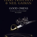 Cover of Good Omens by Neil Gaiman and Terry Pratchett