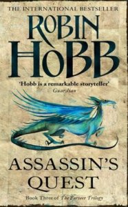 Cover of Assassin's Quest by Robin Hobb