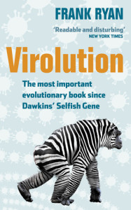 Cover of Virolution by Frank Ryan