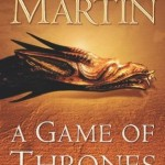 Cover of A Game of Thrones by G.R.R. Martin
