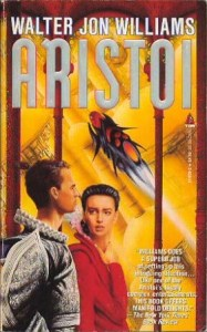 Cover of Aristoi by Walter Jon Williams