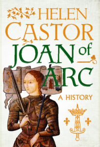 Cover of Joan of Arc, by Helen Castor