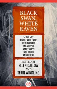 Cover of Black Swan, White Raven, ed Ellen Datlow