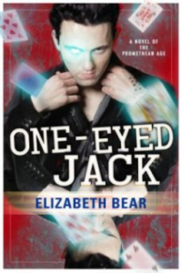 Cover of One-Eyed Jack by Elizabeth Bear