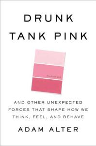 Cover of Drunk Tank Pink by Adam Alter