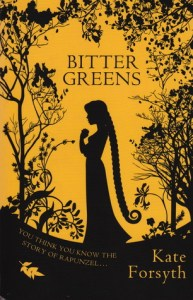 Cover of Bitter Greens by Kate Forsyth