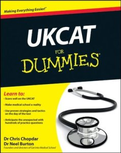 Cover of UKCAT for Dummies