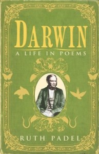 Cover of Darwin: A Life in Poems by Ruth Padel