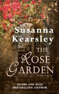 Cover of The Rose Garden by Susanna Kearsley
