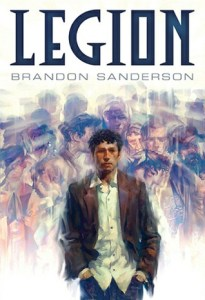 Cover of Legion by Brandon Sanderson