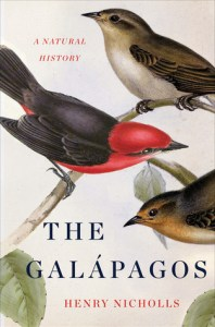 Cover of The Galapagos by Henry Nicholls