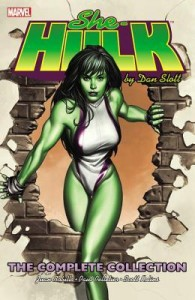 Cover of She-Hulk vol. 1 by Dan Slott