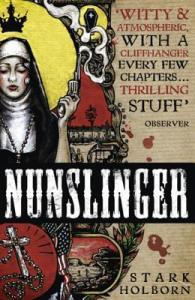 Cover of Nunslinger by Stark Holborn