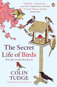Cover of The Secret Life of Birds by Colin Tudge