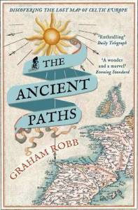 Cover of The Ancient Paths by Graham Robb