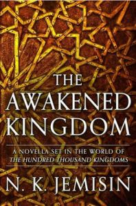 Cover of The Awakened Kingdom by N.K. Jemisin