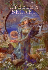 Cover of Cybele's Secret by Juliet Marillier