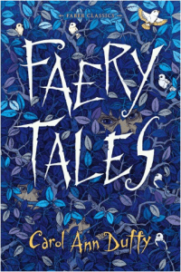 Cover of Faery Tales by Carol Ann Duffy